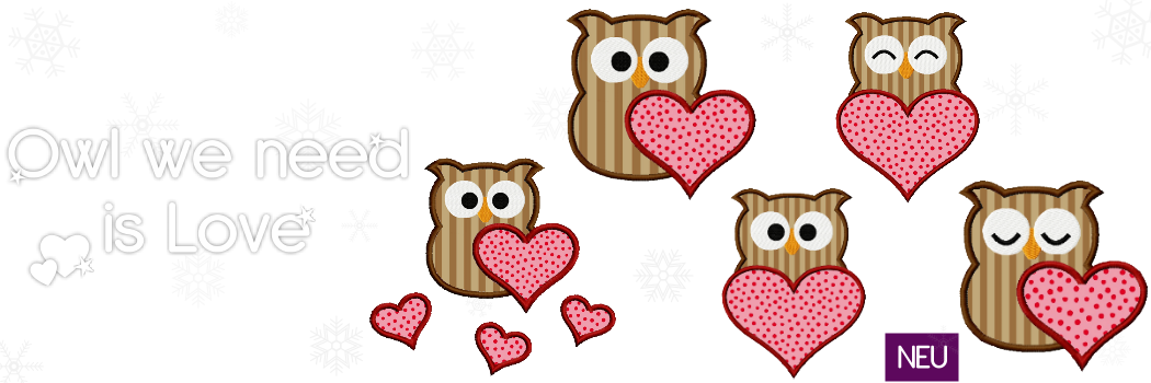 owl we need is Love ♥