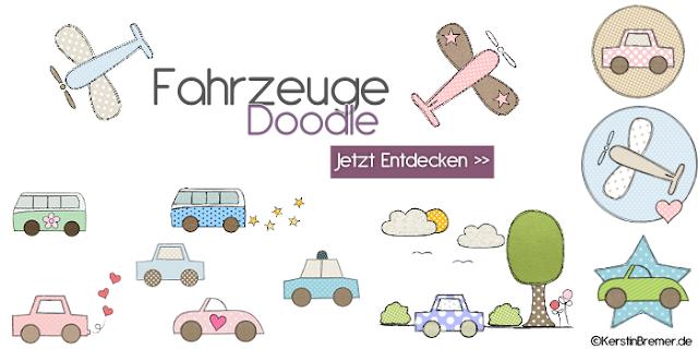 Autos, Busse, Flugzeuge, Bäume, … Doodle Wunscherfüllungen im November 2015 :-)